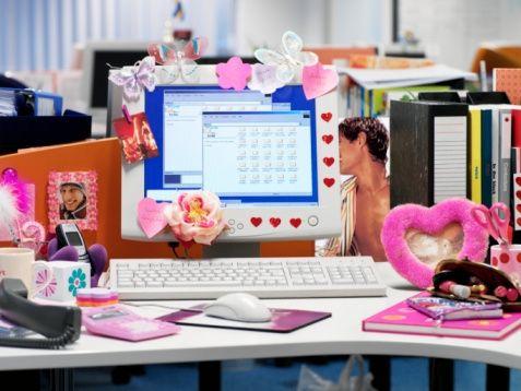 Работа и влюбленность
