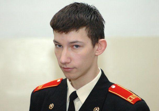 """""""Кадет"""" Кирилл Емельянов окрестил сына"""