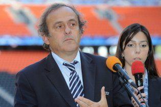 Платіні відзначив прогрес Донецька у підготовці до Євро-2012