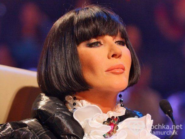 Ірина Білик перейшла на перуки