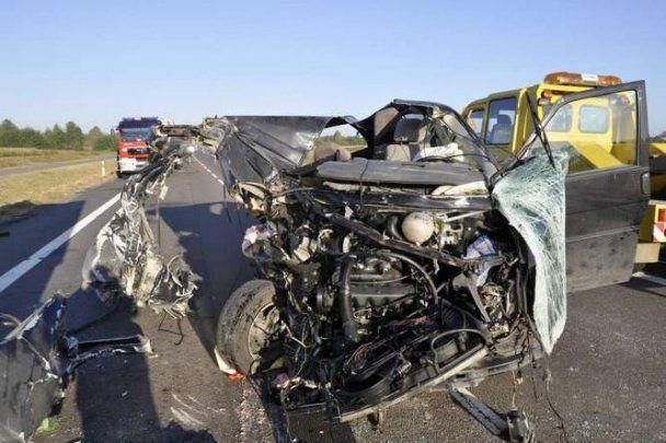 Мікроавтобус з українцями розбився у Польщі: є загиблі