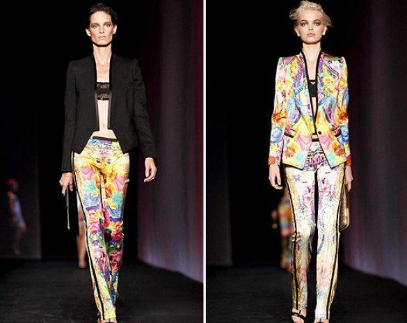 Roberto Cavalli на Milan Fashion Week_5