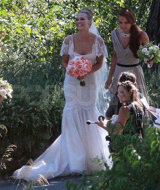 Відома модель і дизайнерка нарешті вийшла заміж (фото)