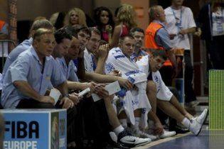 Украина опустилась на 50-ю строчку рейтинга ФИБА