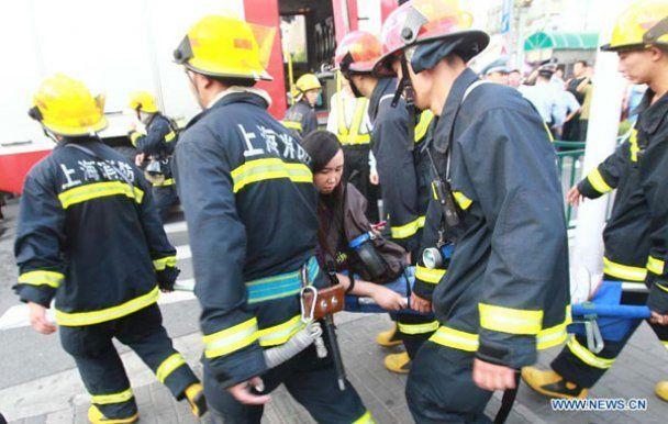 Майже 300 людей постраждали у зіткненні потягів метро в Китаї