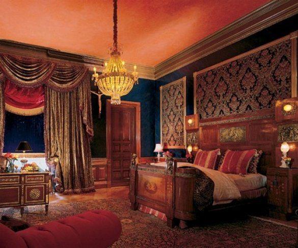 Міккі Рурк живе у золотих кімнатах на Манхеттені_4