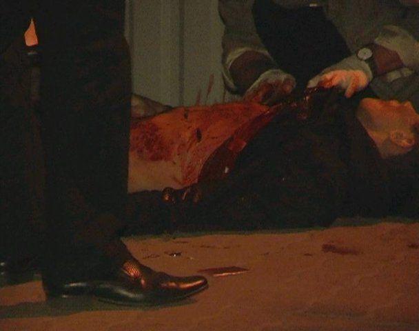 На Оболони жестоко убили молодого человека (фото)