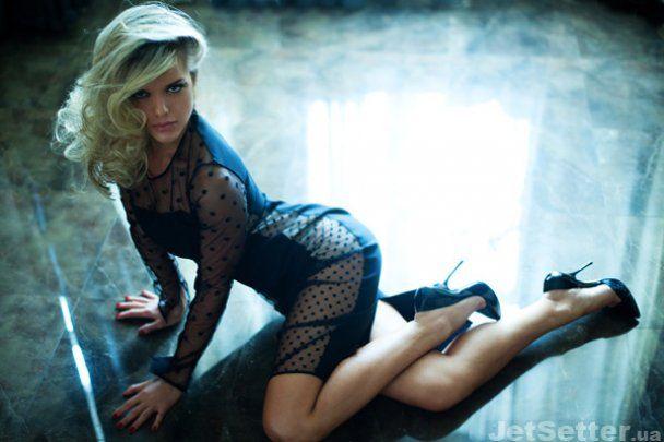 Воронін з дружиною знялися у вражаючій еротичній фотосессії