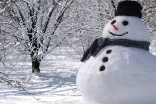 У США запатентували апарат для ліплення сніговика