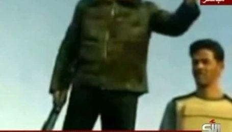 """Сын Каддафи, которого разыскивает Интерпол, """"засветился"""" на ТВ"""