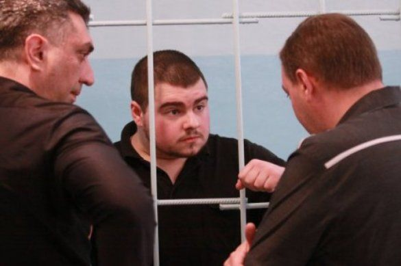 Син дніпропетровського прокурора Дмитро Рудь