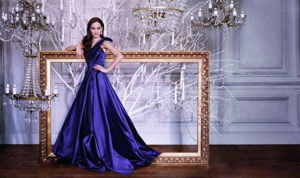 Саша Пивоварова превратилась в роскошную картину