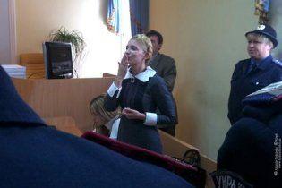 Останнє слово Тимошенко: вирок мені буде обвинувальний