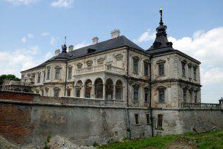 У Януковича відхрестились від заснування резиденції у Підгорецькому замку