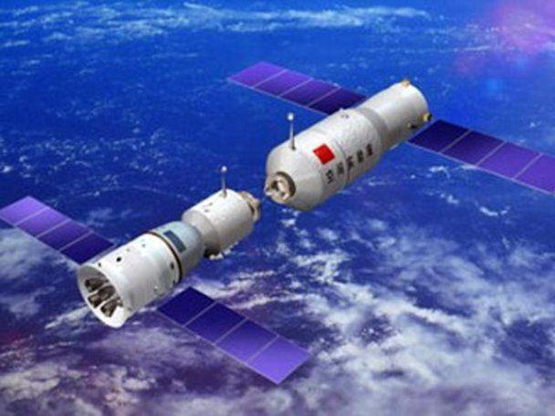 """Китай стал ближе к космосу, запустив """"Небесный дворец"""""""