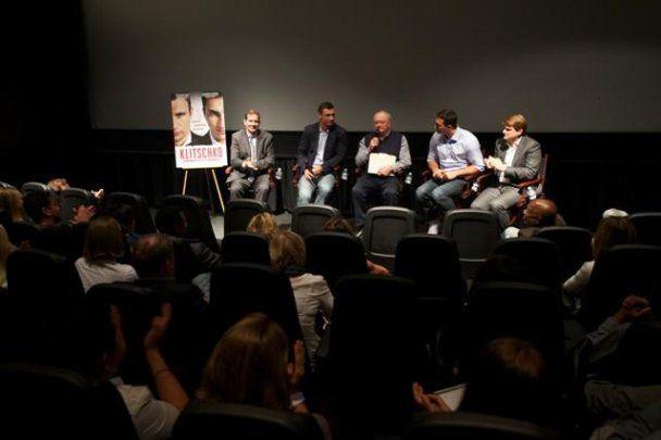 Лос-Анджелес потрясен фильмом о братьях Кличко