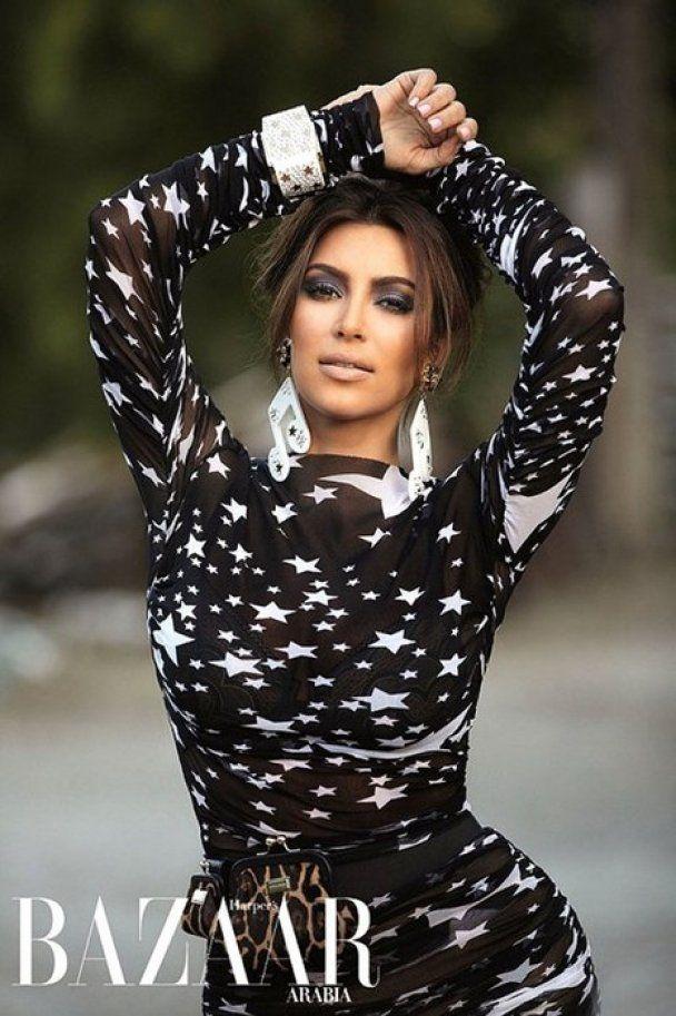 """""""Самая надоевшая знаменитость"""" продемонстрировала свою сексапильность арабам"""