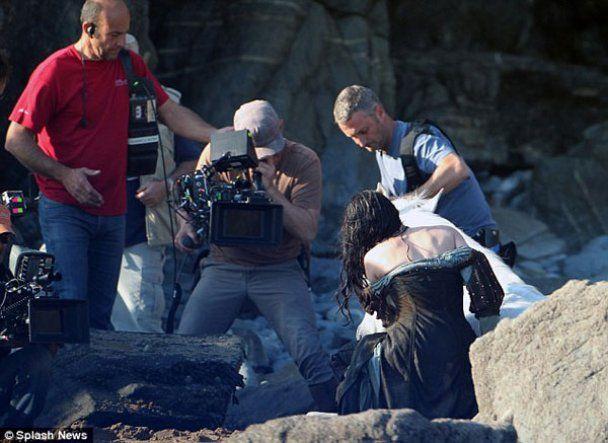 Крістен Стюарт постраждала на зйомках