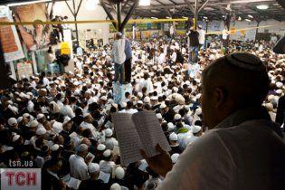 Влада Умані не хоче позбуватись праху духовного лідера хасидів