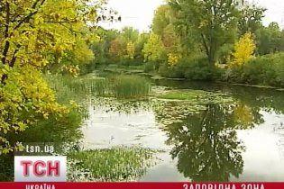 У Києві заповідні острови можуть піти під котеджі товстосумів