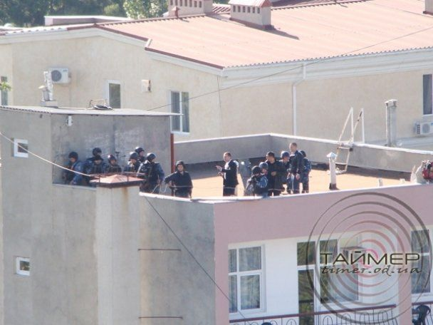 В Интернете появилось видео, на котором милиция добивает Дикаева