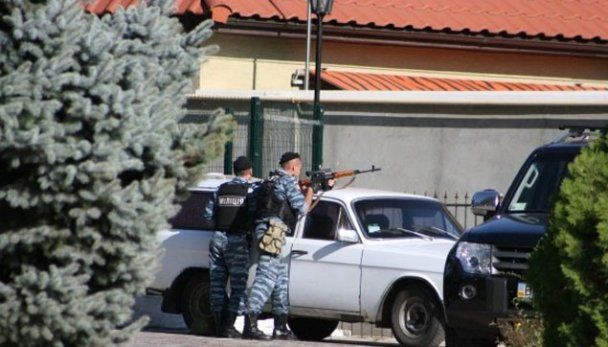 Вместе с киллерами в Одессе могли расстрелять мирного жителя