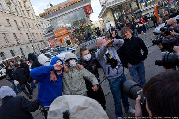 Акція геїв у Москві_2