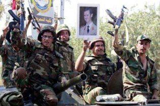 Урядові війська взяли штурмом сирійське місто Растан