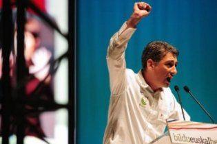 Баскские сепаратисты добиваются легитимности с новой партией