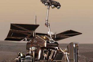 Марсохід залишився без транспорту до Марсу