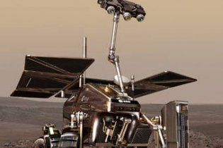 Марсоход остался без транспорта к Марсу