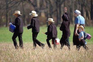 В Украине нашли поселение амишей: никакой техники и 15 детей в каждой семье