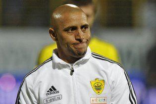 """Роберто Карлос: """"Анжи"""" буде конкурентом """"Реалу"""", """"Барселоні"""" і """"Манчестер Юнайтед"""""""
