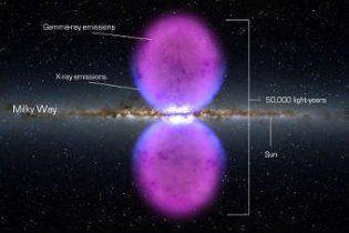 Астрономы объяснили гигантские рентгеновские пузыри в космосе