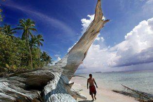 На островах Тувалу закончилась питьевая вода