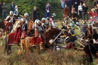 На військовому фестивалі у Кам'янець-Подільському вбили москвича