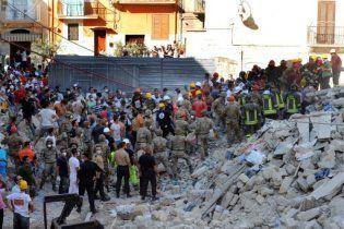В Італії в результаті обвалення будинку загинули люди