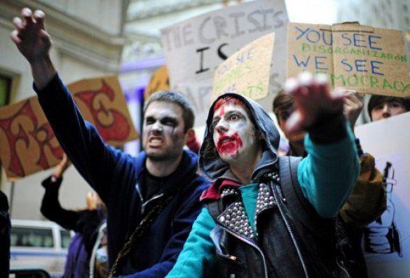 """Акція протесту """"Захопи Уолл-стріт"""", США_6"""