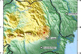 В Румынии произошло сильнейшее за последние два года землетрясение