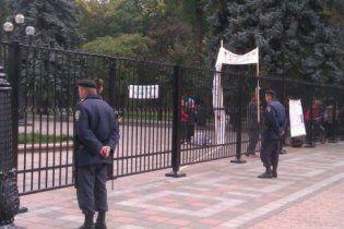 Литвина спіймали на брехні з парканом навколо Ради