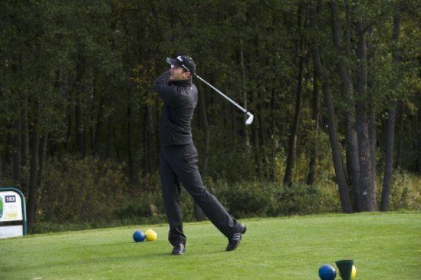 Шевченко виграв срібні медалі на чемпіонаті України з гольфу