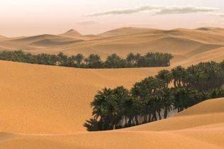Земли 12 стран Евросоюза превращаются в пустыню