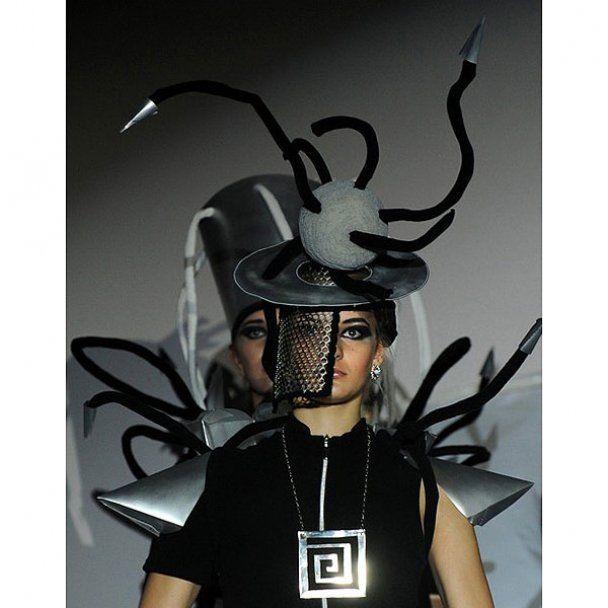 """Білоруський авангард: фестиваль моди """"Мамонт 2011"""""""