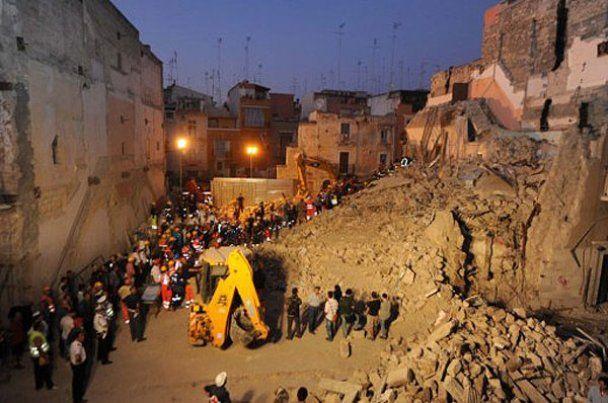 В Італії обвалився будинок: загинули люди