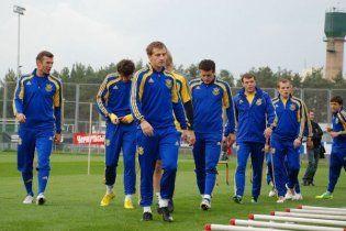 Футболісти збірної України прагнуть повернути повагу вболівальників