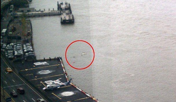 В центре Нью-Йорка упал вертолет, погибла туристка