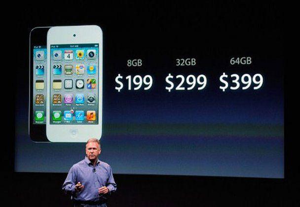 Презентація нового смартфону iPhone 4S від Apple