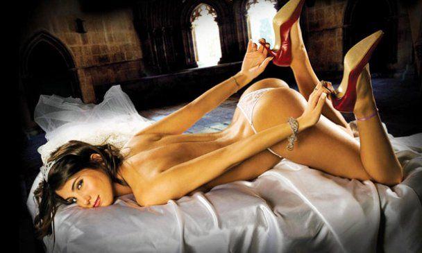 Аргентинская модель занялась сексом в прямом эфире телешоу