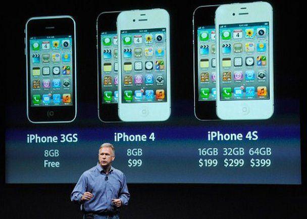 """""""Четвірка"""" з плюсом. З'явилися перші огляди iPhone 4S"""