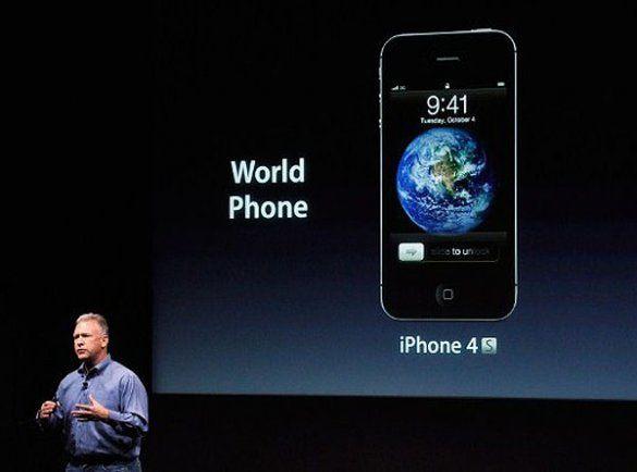 Презентація нового смартфону iPhone 4S від Apple_8